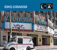 King Crimson. Live At The Orpheum (DVD + CD)
