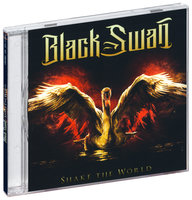 Black Swan. Shake The World (CD)
