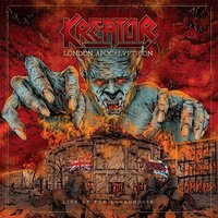 Kreator. London Apocalypticon - Live At The Roundhouse (CD)