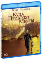 Blu-Ray Куда приводят мечты (Blu-Ray) / What Dreams May Come