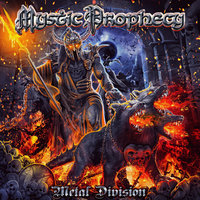 Audio CD Mystic Prophecy. Metal Division