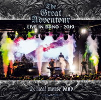 Neal Morse Band, The. The Great Adventour - Live in BRNO 2019 (2 CD + 2 Blu-Ray)