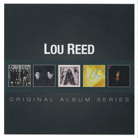 Audio CD Reed, Lou. Original Album Series