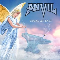 Anvil. Legal At Last (CD)