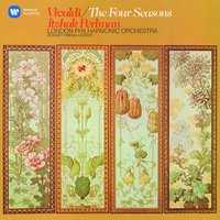 LP Itzhak Perlman, London Philharmonic. Vivaldi: The Four Seasons (LP)