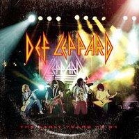 Audio CD Def Leppard. The Early Years