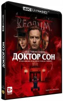 DVD Доктор Сон (Blu-Ray 4K Ultra HD) / Doctor Sleep