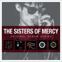 Sisters Of Mercy. Original Album Series (First And Last And Always / Floodland / Vision Thing / Some Girls Wander By Mistake / A Slight Case Of Overbombing) (5 CD)