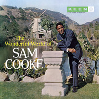 LP Sam Cooke. The Wonderful World Of Sam Cooke (LP)