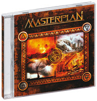 Masterplan (ex-Helloween, ex-Ark, Jorn). Masterplan (CD)