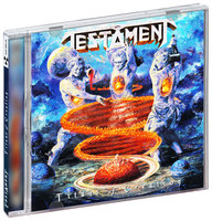 Testament. Titans of Creation (CD)