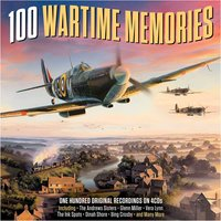 Audio CD Various artists. 100 Wartime favourites