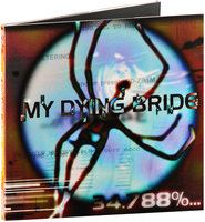 My Dying Bride. 34.788%... Complete (CD)