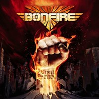 Audio CD Bonfire. Fistful Of Fire