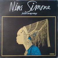 Nina Simone. Fodder On My Wings (LP)