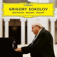 Grigory Sokolov. Beethoven / Brahms / Mozart (DVD + CD)