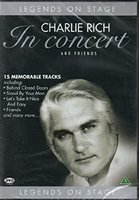 Charlie Rich in Concert. Legends on Stage (DVD)