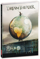 Dream Theater. Chaos In Motion 2007/2008 (2 DVD)
