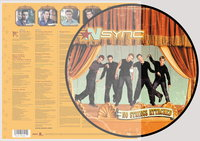 NSYNC. No Strings Attached (LP)