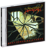 Xentrix. Shattered Existence (CD)