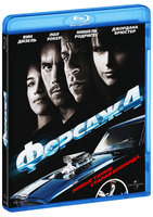 Форсаж 4 (Blu-Ray) / Fast and Furious 4