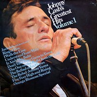 LP Johnny Cash. Greatest Hits, Volume 1 (LP)