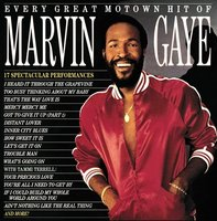 Marvin Gaye. Every Great Motown Hit Of Marvin Gaye: 15 Spectacular Performances (LP)