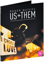 Roger Waters. Us + Them (Blu-Ray)