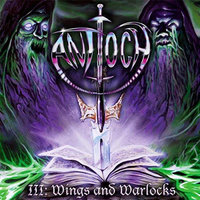 Audio CD Antioch. III: Wings And Warlocks