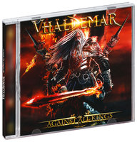 Vhaldemar. Againts All Kings (CD)
