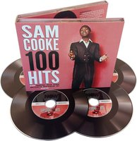 Audio CD Sam Cooke. 100 Hits
