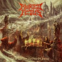 Aborted Fetus. The Ancient Spirits Of Decay (CD)