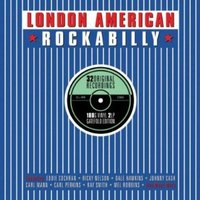 LP Various Artists. London American Rockabilly (LP)