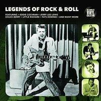 Various. Legends of Rock and Roll (LP) Bellevue