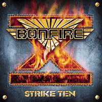 Bonfire. Strike Ten (CD)