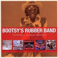 Bootsy's Rubber Band. Original Album Series (5 CD)