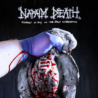 Napalm Death. Throes of Joy in the Jaws of Defeatism (CD)