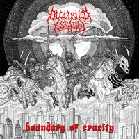 Audio CD Bloodshed assault. Boundary of Cruelty
