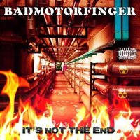 Audio CD Badmotorfinger. It's Not The End