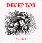 Audio CD Deceptor. The Legend