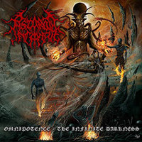 Audio CD Astaroth Incarnate. Omnipotence - The Infinite Darkness