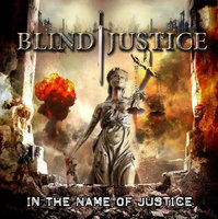 Audio CD Blind Justice. In The Name Of Justice