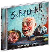 Audio CD Six Feet Under. Nightmares of the Decomposed