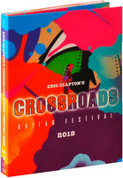 Clapton, Eric. Eric Clapton's Crossroads Guitar Festival 2019 (2 Blu-Ray)