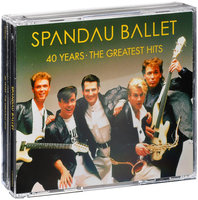 Spandau Ballet. 40 Years – The Greatest Hits (3 CD)