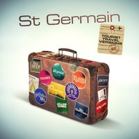 LP St Germain. Tourist (20th Anniversary Travel Versions) (LP)