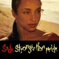 LP Sade. Stronger Than Pride (LP)