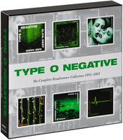 Audio CD Type O Negative. The complete roadrunner collection 1991-2003