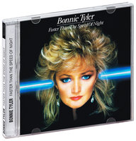 Audio CD Bonnie Tyler. Faster Than The Speed Of Night