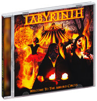 Audio CD Labyrinth. Welcome To The Absurd Circus